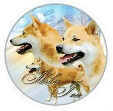 Design Sticker Shiba Inu 1 Shibainu 15cm Car Sticker