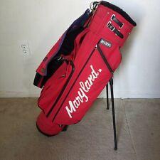Jones Sports Co. 3-way Golf Bag . Maryland. Great condition