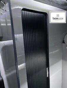Large Tambour Door Kit 80cm - 200cm Tall x 40cm - 100cm wide shower Campervan RV