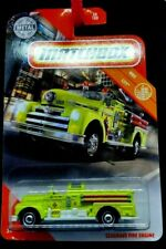 Matchbox Baja Bullet Yellow 2015 Long Card Snake 612 R Tyres
