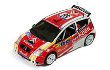 CITROEN C2 S1600 #55 Winner Tour De Corse 2006 Tirabassi Renucci 1 43 IXO
