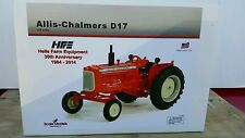Allis Chalmers  D17 Series IV 1/16 diecast farm tractor replica by Scale Models