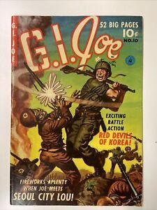 G.I. Joe #10 1950 Ziff-Davis Comic Book