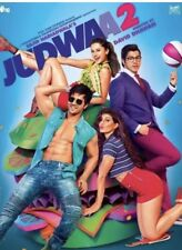JUDWAA 2 HINDI BOLLYWOOD DVD HIGH QUALITY With English Subtitle Varun Dhawan
