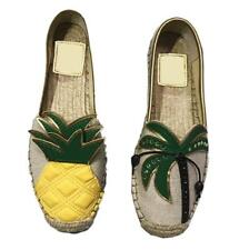 Womens Pineapple Shoes Flat Loafers Slip On Moccasins Driving Boat Casual Shoes