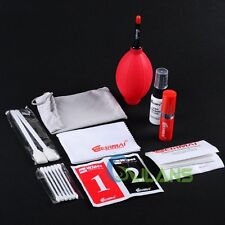 9 Pcs/Set Multipurpose EIRMAI Lens Pro Cleaning Kit for Canon Nikon DSLR Camera