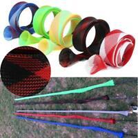 Fishing Rod Sleeve Cover Pole Glove Protector Bag Gear Tackle Rod Sock CB