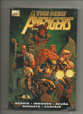 New Avengers: Vol 2 - Brian Michael Bendis Hardcover - (Sealed) 2011