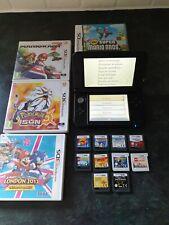 Nintendo 3ds XL Consola con 14 Juegos