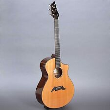 Breedlove American C25/SSe Concert Soft Cutaway Acoustic-Electric Guitar