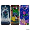 La Belle et la Bête Coque/Étui/Case pour Samsung Galaxy S6/S7/Edge/S8/Plus / Gel