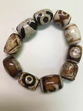 Authentic beautiful Chinese antique old tianzhu bracelet for men/women tibet