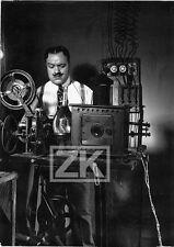 CINEMATOGRAPHE Caméra Lanterne PROJECTION Pathé Lumière Gaumont Photo 1940s