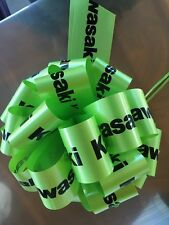Kawasaki Team Green BOW DECORATION GIFTS