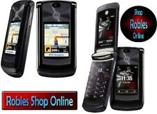 MOTOROLA RAZR2 V9 2GB Black-Mahonan (Ohne Simlock) 4BAND 2MP 3G Original NEU OVP