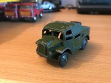 Vintage Dinky Toys Army Field Artillery Tractor Series No-688