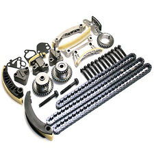 Timing Chain Kit For 3.0L 3.6L 2007-2015 Cadillac Buick Chevrolet Saturn Pontiac