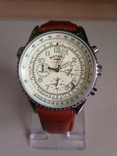 Rotary Mens GS03447/08 Chronospeed Chronograph Watch.