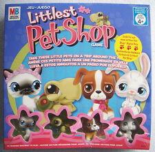 """Littlest Petshop Game """" Little Pets On a Trip Around The Town """"  ( New In Box )"""