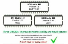 Sequential Circuits Studio 440 - Version 2.30+ Smpte 1.5 Firmware Update