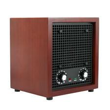 New Cherry Wood Air Purifier 3500Sq/Ft Ozone Generator Smoke Remove Cleaner