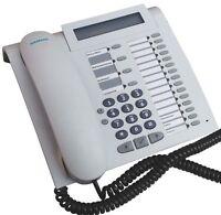 Siemens OptiPoint 500 Advance System-Telefon mit ausgw. 19% MwSt in Farbe Arctic