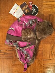 Realtree Women's Hunting Trapper/Bomber Hats for sale | eBay