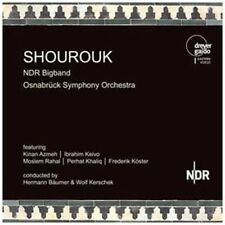 OSNABRCKER SINFONIEORCHESTER - SHOUROUK USED - VERY GOOD CD