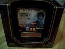 Davey Allison Texaco Havoline #28 1/64 Special Boxed 1961-1993 Tribute Car