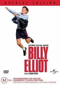 Billy Elliott DVD (PAL, 2005) BRAND NEW & SEALED - FREE POST