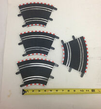 SCX 1/43 Compact (7) 45 Degree Standard Curve Track Pieces Scx70100