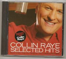 "COLLIN RAYE, CD ""SELECTED HITS"" NEW SEALED"