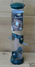 Aspects Medium Spruce Green Quick Clean Mixed Seed Tube Wild Bird Feeder #424