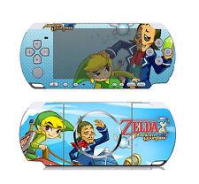 Zelda 120 Vinyl Decal Skin Sticker for Sony PSP 3000