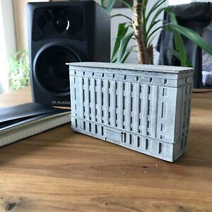 Concrete Mini Berghain Model Replica Brutalist Techno Berlin
