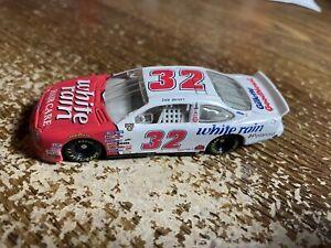 1/64 Dale Jarrett #32 White Rain Hair Ford Taurus NASCAR Busch Series Racecar
