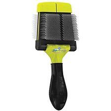 FURminator Dog Slicker Brush, Soft, Large