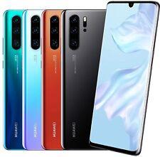 Huawei P30 Pro DualSim 128GB LTE Smartphone Schwarz Blau Silber Orange Crystal