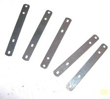 5 EDISON HOME PHONOGRAPH FEED NUT BARs