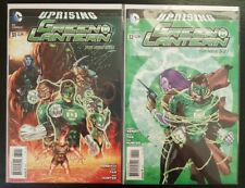 assorted Green Lantern related comics (choose from list)
