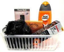 MENS GIFT HAMPER - MEN GIFTS / BIRTHDAY / FATHERS DAY / VALENTINES BASKET SET