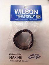 Rubber Rod Holder Protection Cap To Suit Wilson Bull Bar Rod Holder X 1