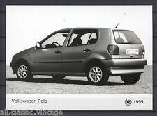 PRESS - FOTO/PHOTO/PICTURE - Volkswagen Polo 1995