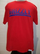 DIAMOND SUPPLY CO/GRIZZLY Large L T shirt Combine ship w/Ebay cart
