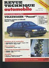 (C6)REVUE TECHNIQUE AUTOMOBILE VOLKSWAGEN PASSAT / BMW série 3 /PEUGEOT 405 605