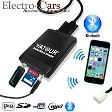 INTERFACE USB BLUETOOTH ADAPTATEUR MP3 AUTORADIO AUDI A3 A4 TT R8