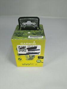 Garmin vivofit jr. Activity Tracker for Kids - Digi Camo - NEW OPEN BOX