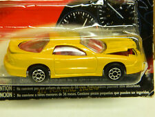 Vintage MAJORETTE # 212 PONTIAC TRANS AM  MOFC Yellow 1/63 NICE *