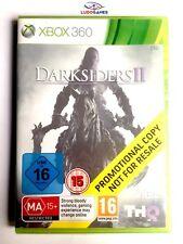 Darksiders II 2 Xbox 360 Videojuego Neuf Scellé Promo Scellé Produit Nouveau Eur