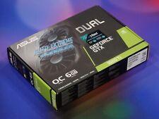 ASUS GeForce GTX 1660 Ti DUAL OC 6GB 6G 192-bit GDDR6 PCI-E 3.0 Video Card